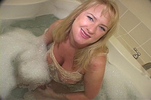Horny MILF Fucked By Two Dicks