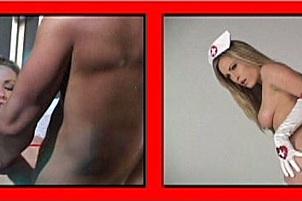 Nurse Harmony Calms A Patient With Sex