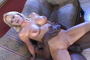 Slutty Staci Thorn Black Cock Anal Fuck