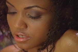 Sexy Black Lesbians Love Oral Licking