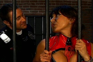 Locked Up Whore Uses Sex For Release