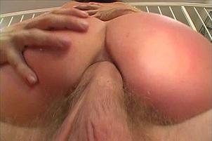 Horny Milf Ashley Blue Loves Swallowing Cum