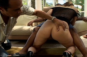 Filthy Crissy Tears Up Her Holes