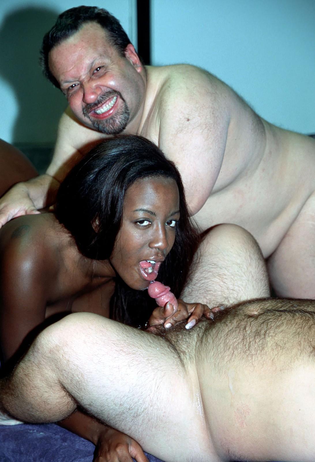 Ebony midget, dwarf xxx