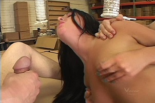 Patricia Petite Gets All Holes Filled