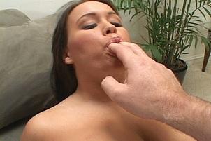 Brandy Taylor's Fantastic Tits Mauled