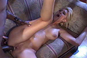 Staci Thorn Anally Fucked By Black Dick