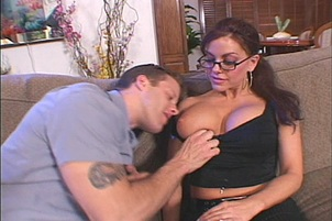 MILF Victoria Valentino Loves To Swallow