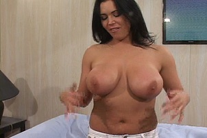 Big Boob Babe Angelica Fucked In The Ass