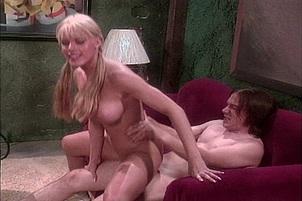 Melissa West Taking a Hard Spanking