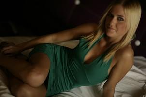 Tight Little Blond Slut Gets Cummed On