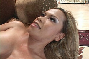 Mika Kani's Asian Pussy Gaped To Limit