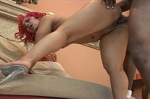 Sexy Ass Caramel Princess Rides A Cum-filled Fuck Stick