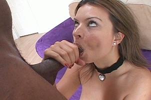 Interracial Sex With Big Fat Cock