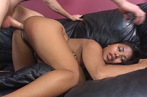 Exotic Petite MILF Gets Attention