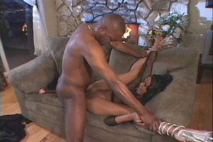 Street Whore Kapri Styles Rides Her Man