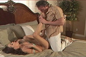 Flexible Vanessa Lang Gets Kinky