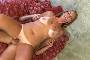 Heidi Sin Takes A Creampie In Her Debut
