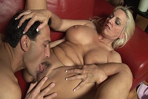 MILF Kayla Page Is Addicted To Big Cock