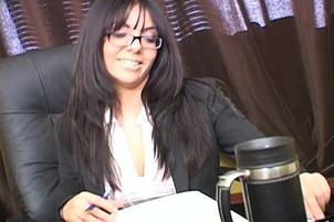Lorena Sanchez Sucks And Fucks In POV