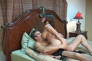 Alexis Silver Pumped & Titty Fucked