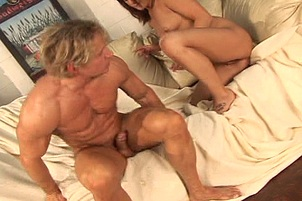 Savannah Stern Creamed In Her Wet Cunt