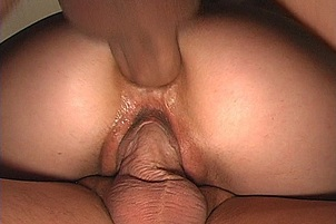 Horny Young Slut Lena Ramone Gangbanged