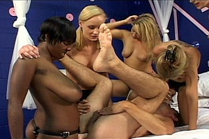 Young Sluts Strap-on Fuck Their Teacher