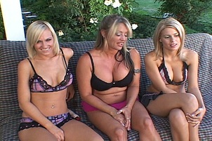 Newer Porn Chicks Shown The Lesbian Rope