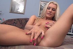 Brandi Edwards Bangs Her Moist Pink Vag