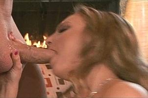 Lexi Love Enjoys Sucking Big Dick