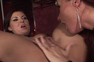 Strippers Eating Each Other Out