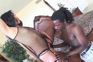 Sydnee Capri Gets A Black Dick Pounding