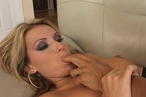 Blonde Has Pussy Licked And Ass Fucked