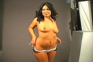Cassandra Cruz Channels Her Kinky Side