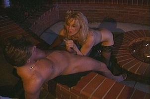 Melanie Moore Takes Doggystyle Creampie