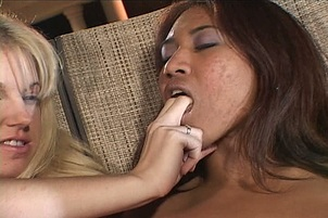 Asian Tart Masturbates Her Girlfriend