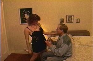 Melanie Moore Is Satisfying Her Twat With A Dick