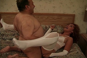 Hot Latina Gives Herself to Her Stock Broker
