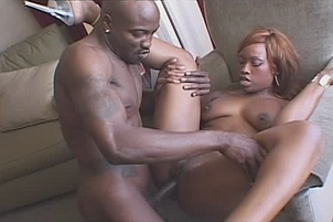 Kinky Black Girl Knows Exactly What She Wants From Him