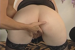 Chubby Blonde College Coed Gets Fucked In Lingerie