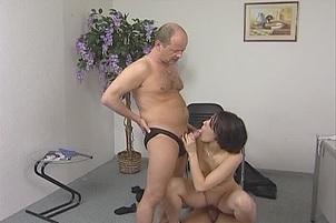 Lovely Tanja Got An Amazing Threesome Seduction