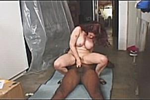Red Head Mae Victoria Bangs Big Black Lee Bang