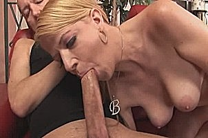 Anita Loves That Huge Cock Of His In Her Mouth
