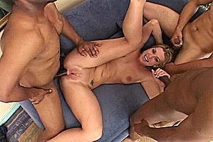 Tiffany Rayne Likes A Little Interracial Fucking