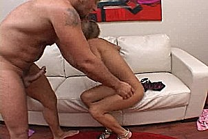 Sexy Hoe Becky Le Sabre Uses Her Shaved Pussy To Get Meat
