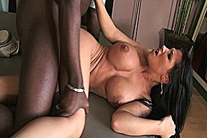 White Girl Rebecca Lifts Up Her Legs For A Cock
