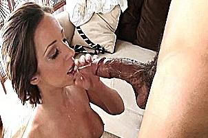 Jada Stevens Seduces Her Guy Friend For Fucking
