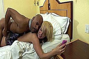 Tara Lynn Foxx Takes Black Cock In Multiple Positions