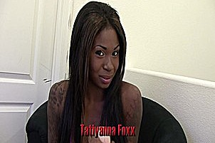 Tatiyana Foxx Toys Her Pussy On Camera For You